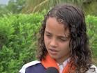 Menino de 9 anos corta o cabelo para doar a crianças com câncer em MT