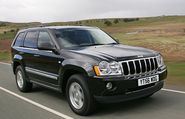 chrysler convoca recall de jeep grand cherokee auto. Black Bedroom Furniture Sets. Home Design Ideas