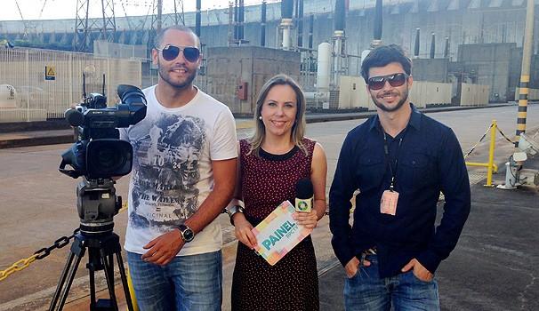 Painel RPC TV Mudança de Vida Foz (Foto: Divulgação/ RPC TV)