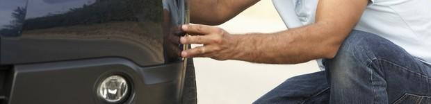 Conheça os riscos das bolhas nos pneus (Divulgação Dunlop)