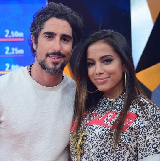 Marcos Mion e Anitta (Foto: Instagram / Reprodução)