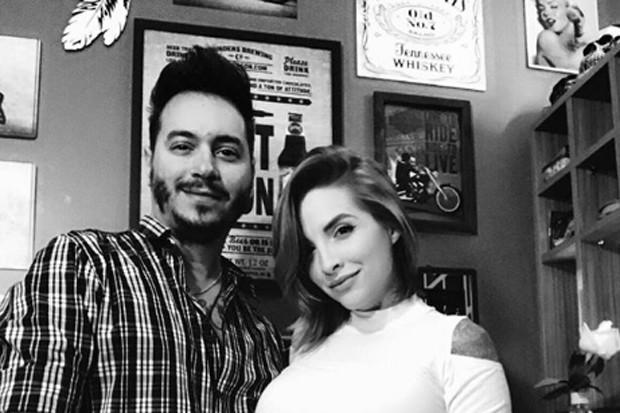 Giu Daga e Clara Aguilar (Foto: Reprodução/Instagram)