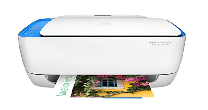 3636 é impressora de baixo custo com conectividade wireless (Foto: Divulgação/HP)