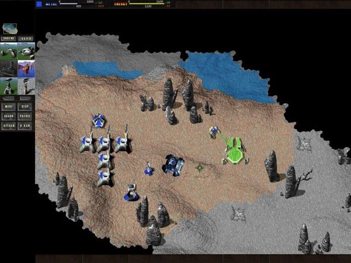 Clássico cult do gênero RTS seria excelente nos tablets (Foto: Reprodução / GOG)