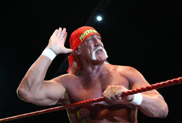 Hulk Hogan (Foto: Getty Images)