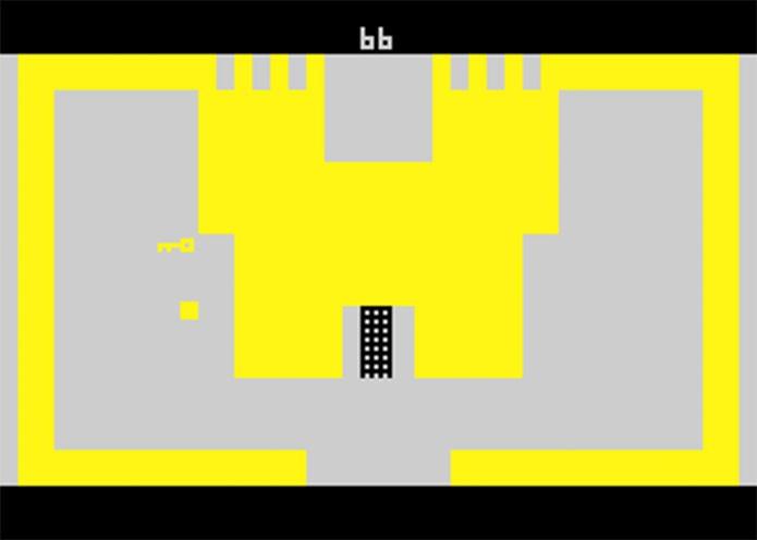 Adventure, o RPG de Atari (Foto: Reprodução/Atari Archives)