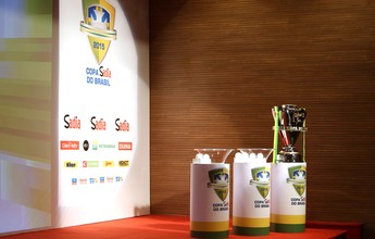 Quartas da Copa do Brasil podem ter clássicos; sorteio é na segunda-feira