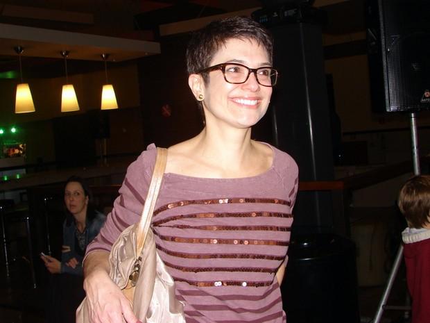 Sandra Annenberg (Foto: Renan Katayama/ Agência Flash Glamour)