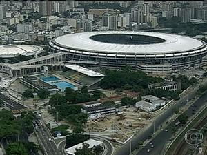 Globo News - Maracanã (Foto: Globo News)