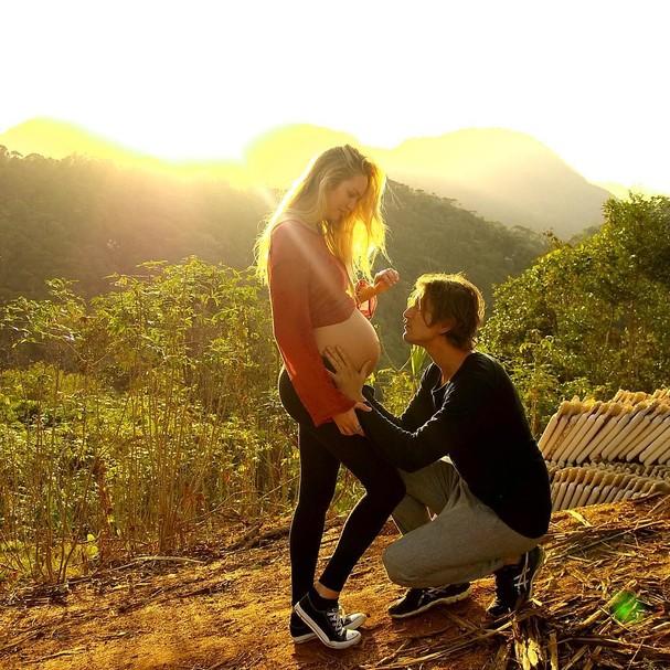 Candice e Hermann (Foto: Reprodução/ Instagram)