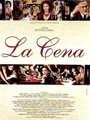 """Poste de La Cena, """"O Jantar"""", de Ettore Scola (Foto: Divulgação)"""