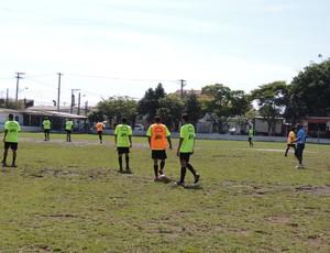 Usac se prepara para disputar Copa São Roque (Foto: Thiago Fidelix / Globoesporte.com)