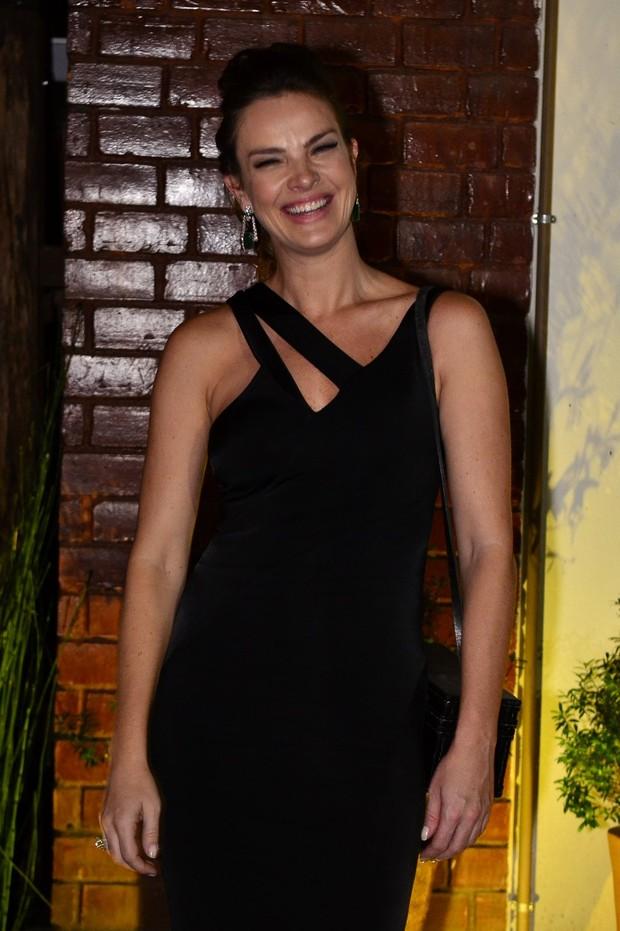 Letícia Birkheuer  (Foto: Roberto Teixeira / ego)