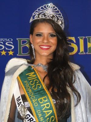 Jakeline Oliveira, candidata de Mato Grosso, foi eleita a Miss Brasil Globo (Foto: Divulgação/Octávio D'Ávila)