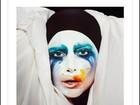 Lady Gaga aparece irreconhecível em capa de novo single