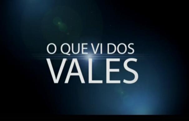 O que vi dos Vales é a nova série do MG Inter TV 1ª edição (Foto: reprodução/Inter TV dos Vales)
