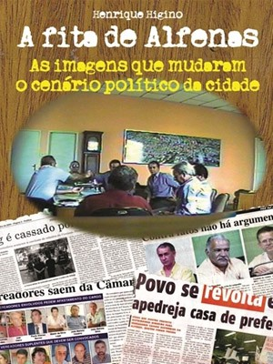 Livro relata escândalo político em Alfenas (Foto: Arquivo Pessoal)