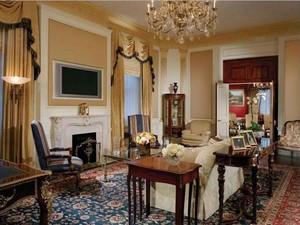 Interior de um dos quartos do Waldorf Astoria (Foto: Reprodução/Waldorf Astoria)