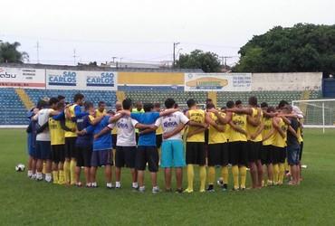 São Carlos Treino (Foto: Rovanir Frias / Assessoria SCFC)