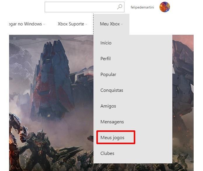 Download e instalação de Ghost Recon: Wildlands são feitos automaticamente no console (Foto: Reprodução/Felipe Demartini)