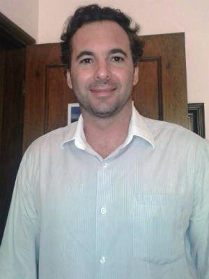 Mário Henrique Scarpelli Calejo, um dos responsáveis pelo procedimento (Foto: Arquivo pessoal)