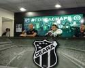 """Sobre Magno Alves, Dal Pozzo diz: """"Gostaria muito de contar com ele"""""""