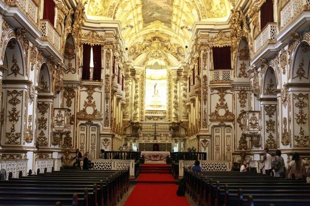 Igreja Nossa Senhora do Carmo (Foto: Isac Luz)