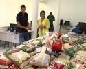 Jogo entre Nenê e Romário em Jundiaí arrecada 30 toneladas de alimentos