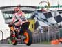 Lorenzo abusa dos erros, cai duas vezes e vê rival Márquez ficar com pole
