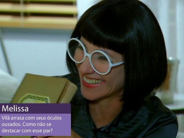 Melissa (Foto: Amor Eterno Amor/TV Globo)