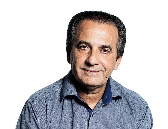 O pastor Silas Malafaia (Foto: Nidin Sanches/Nitro/Editora Globo)