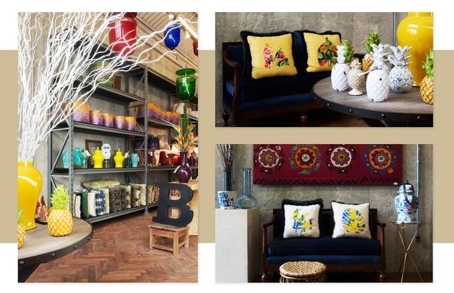 Studio Bergamin inaugura nova loja (Foto: Reprodução)