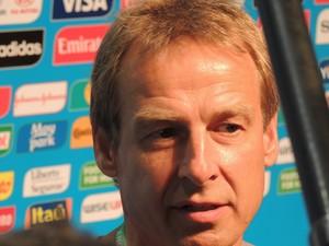 Jurgen Klinsmann Congresso Técnico FIFA (Foto: Marcelo Silva)