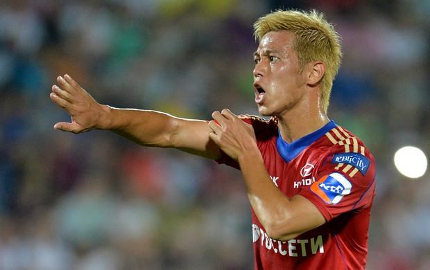 Keisuke Honda CSKA (Foto: Getty Images)