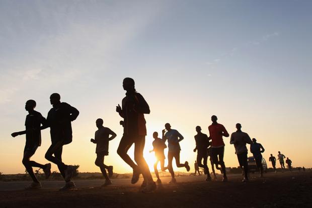Já pensou em contratar uma assessoria de corrida? (Foto: Getty Images)