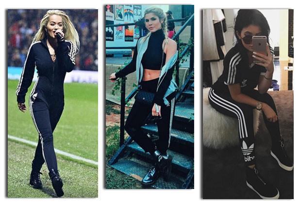 Rita Ora, Julia Faria e Kylie Jenner (Foto: Reprodução/Instagram)