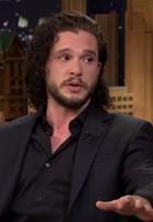 Kit Harington revela que contou a policial o destino de Jon Snow