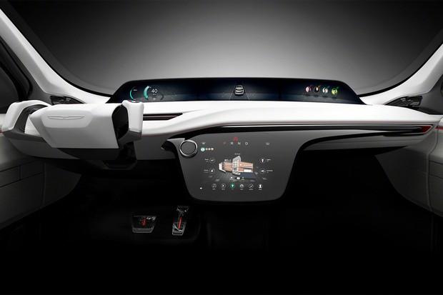 Chrysler Portal Concept (Foto: Divulgação)