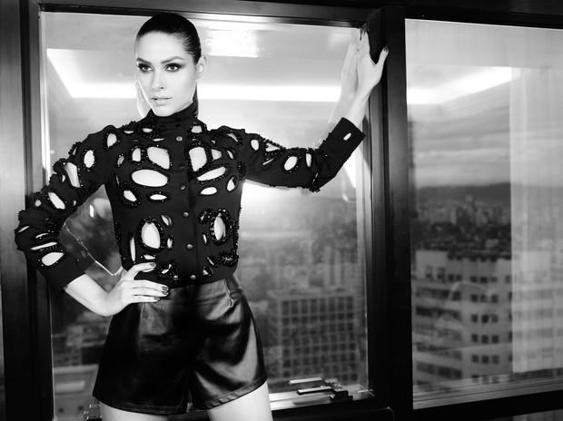 Fernanda Machado (Foto: André Schiliró / TOP Magazine)