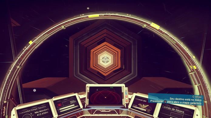 No Mans Sky: descubra e registre planetas e animais (Foto: Reprodução/Victor Teixeira)