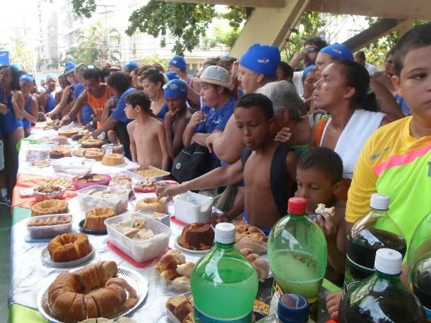 Projeto Esporte RJ atende cerca de 300 mil alunos (Foto: Projeto Zico 10/ Arquivo Pessoal)