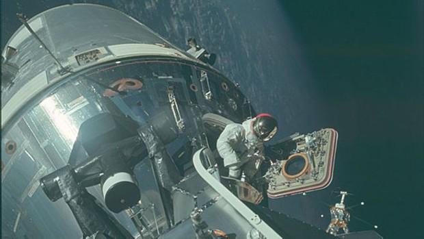 Nasa apublicou fotos raras e históricas da conquista da Lua em arquivo online (Foto: Nasa/Project Apollo Archive)