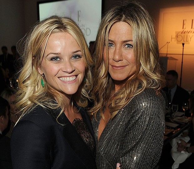 Reese Witherspoon e Jennifer Aniston  (Foto: Getty Images)