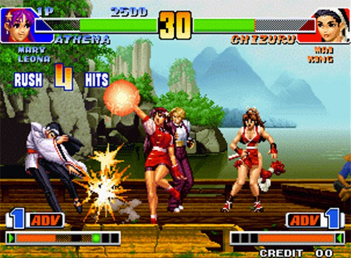 The King of Fighters 98 (Foto: Divulgação)
