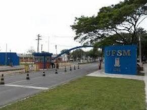 UFSM Fachada 2 (Foto: Divulgação)