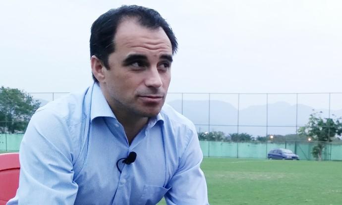 rodrigo caetano vasco especial entrevista (Foto: Pedro Veríssimo)