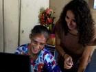 Projeto da UFG promove inclusão digital de catadores, em Goiânia