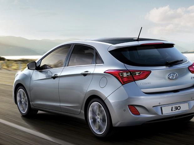 Auto Esporte Hyundai I30 Passa A Ter Motor 1 8 A
