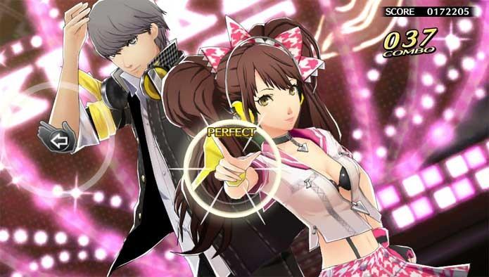 Persona 4: Dancing All Night transforma o RPG em jogo musical (Foto: Divulgação/Atlus)
