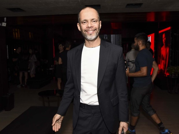 Ricardo Franca Cruz, diretor de redação da GQ Brasil  (Foto: Lu Prezia e Paulo Peixoto )